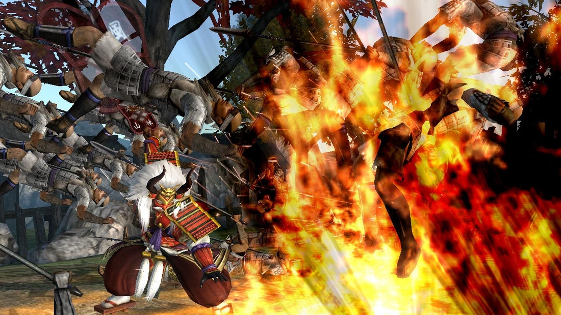 Samurai Warriors 4 may see a western release