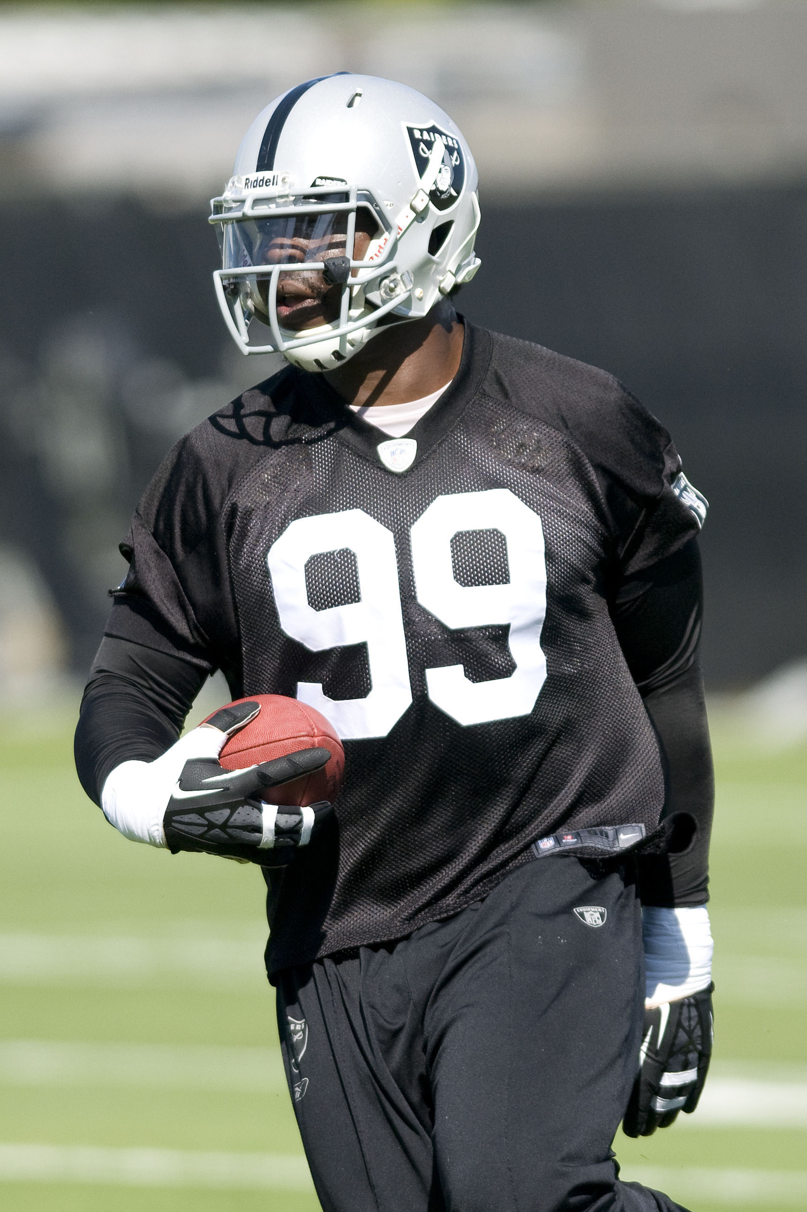 Raiders rumors: Lamarr Houston expects to hit free agency