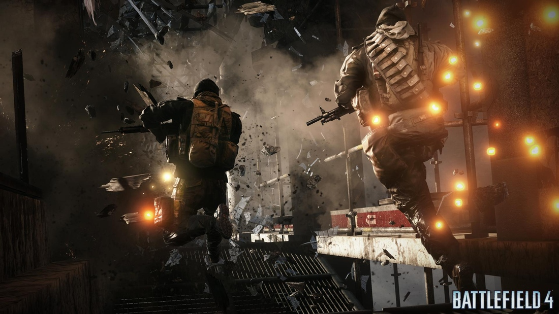 Battlefield 4 AMD Mantle patch delayed to January (updated)