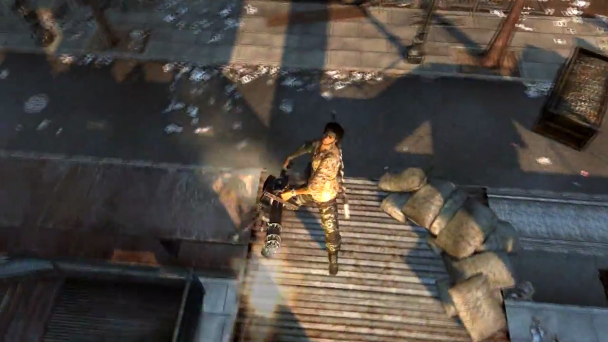 Devil's Third dev says it's '80 percent complete,' coming in 2014