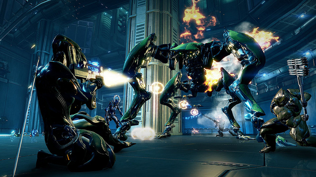 Warframe rated for Xbox One in Europe