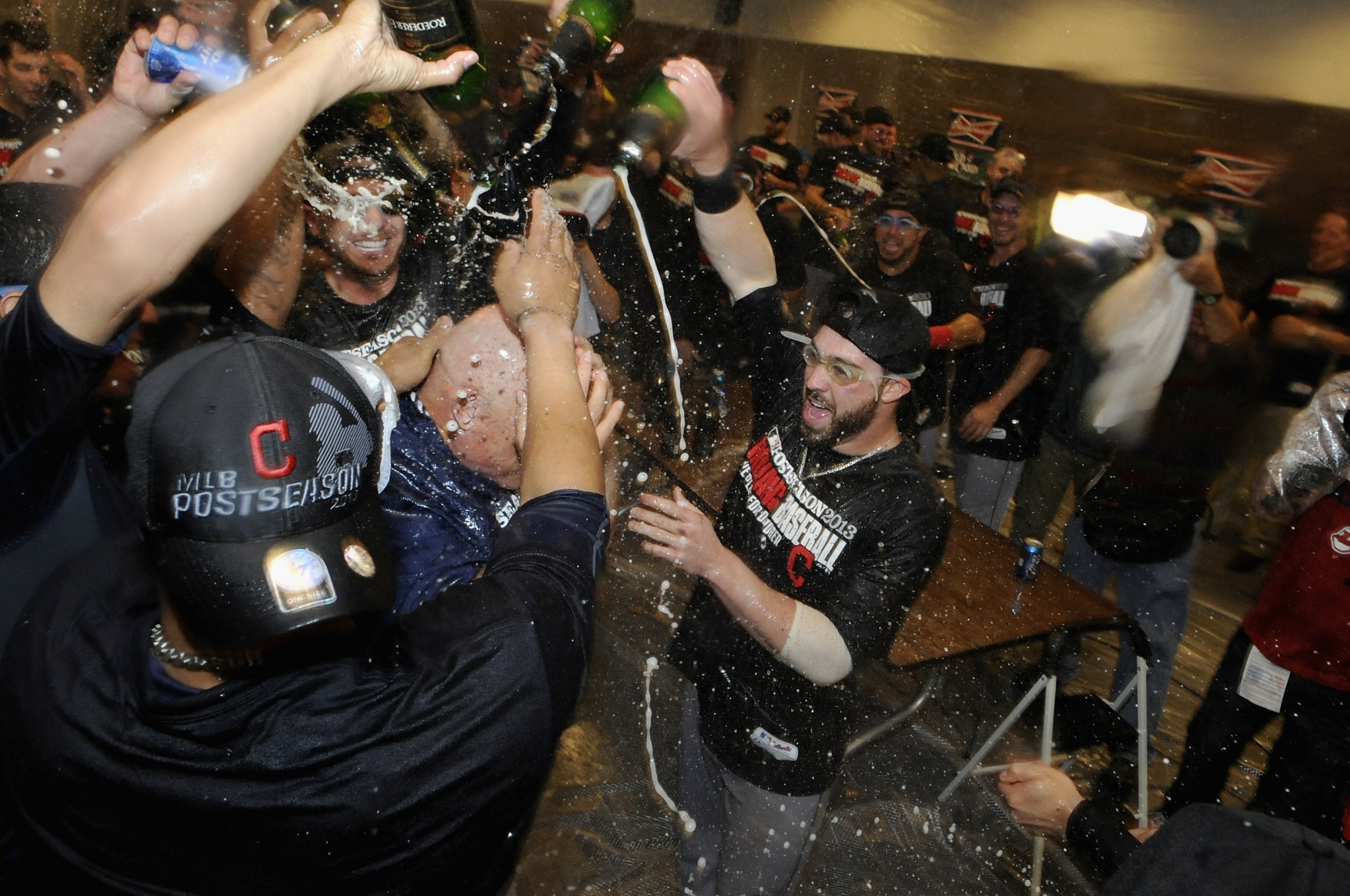 September 29 - Break out the champagne!