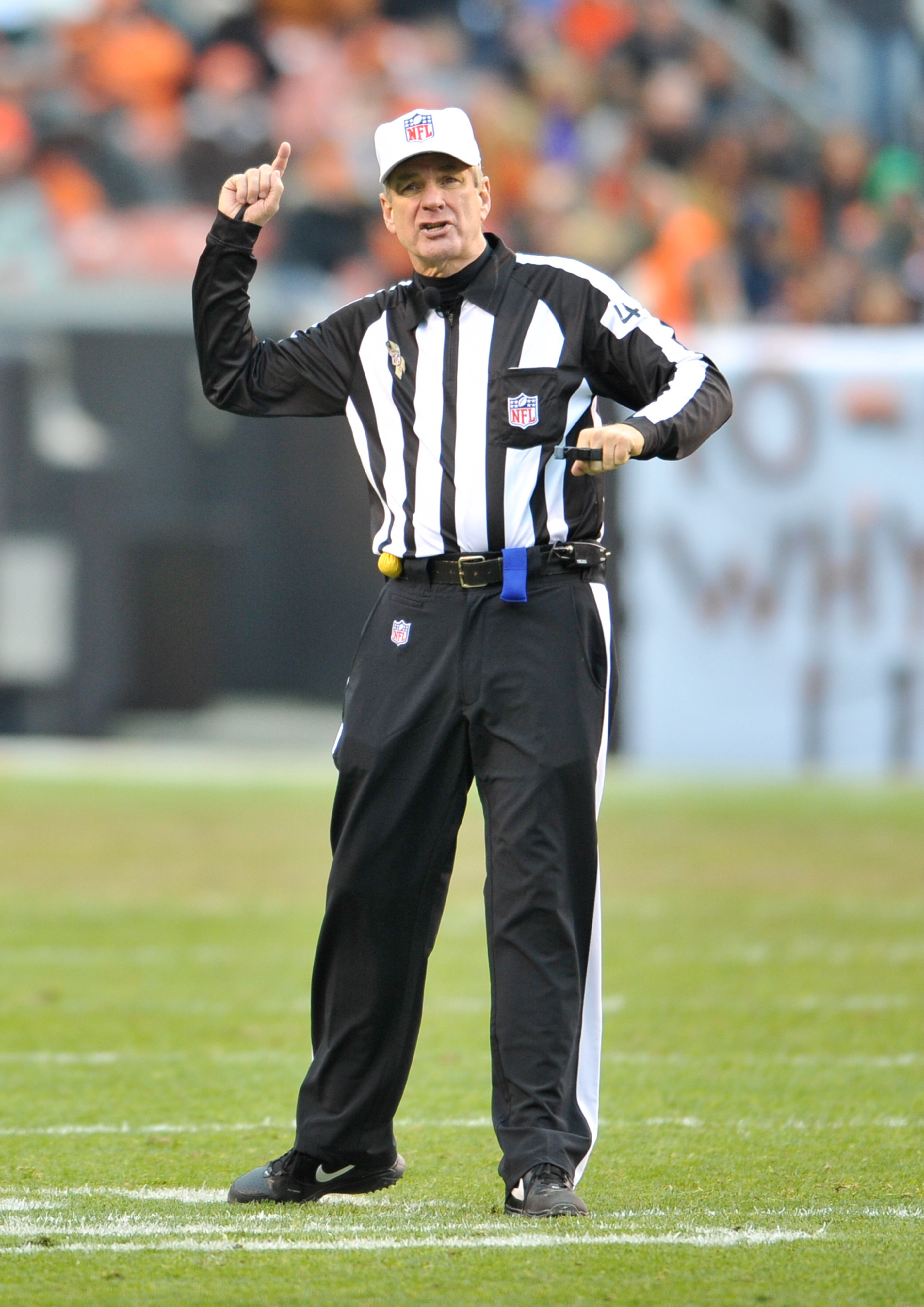 referee assignments nfl