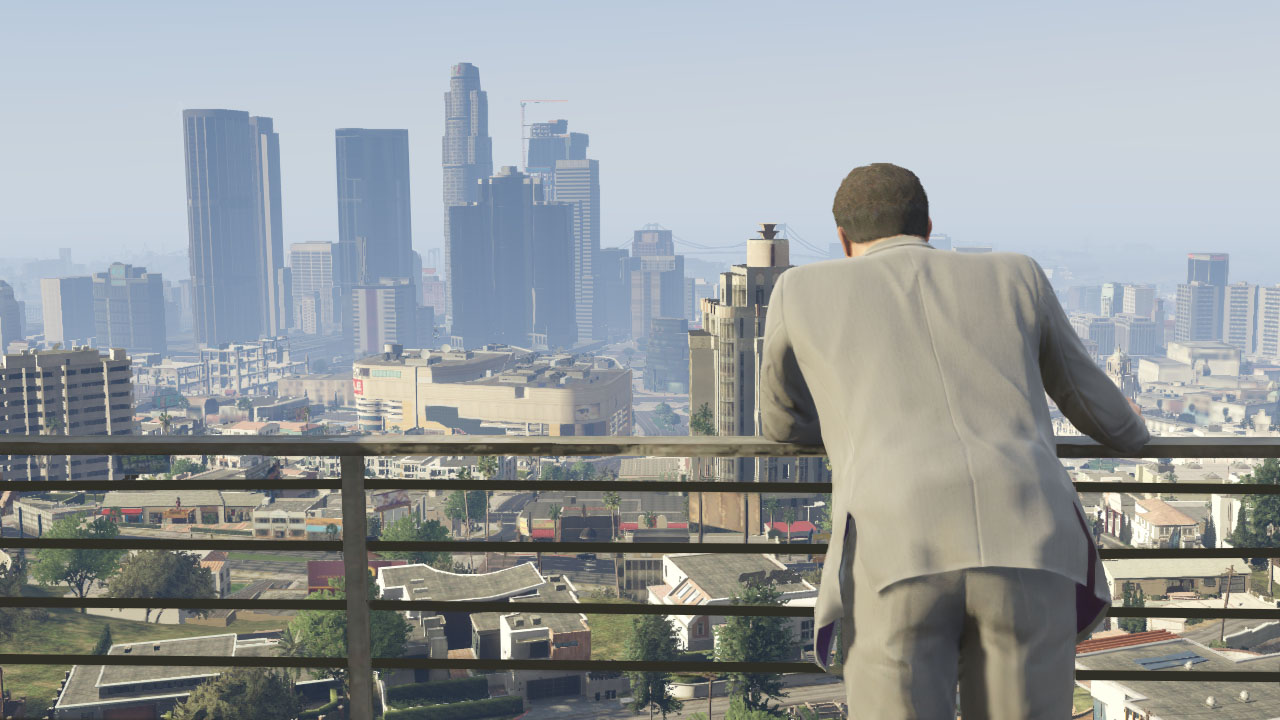 Why a realistic Los Santos in GTA 5 would be unconvincing