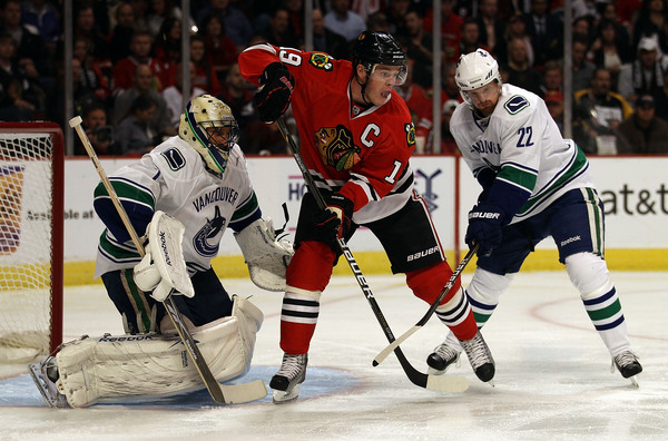 Another Hawks-Canucks playoff series? It is possible!
