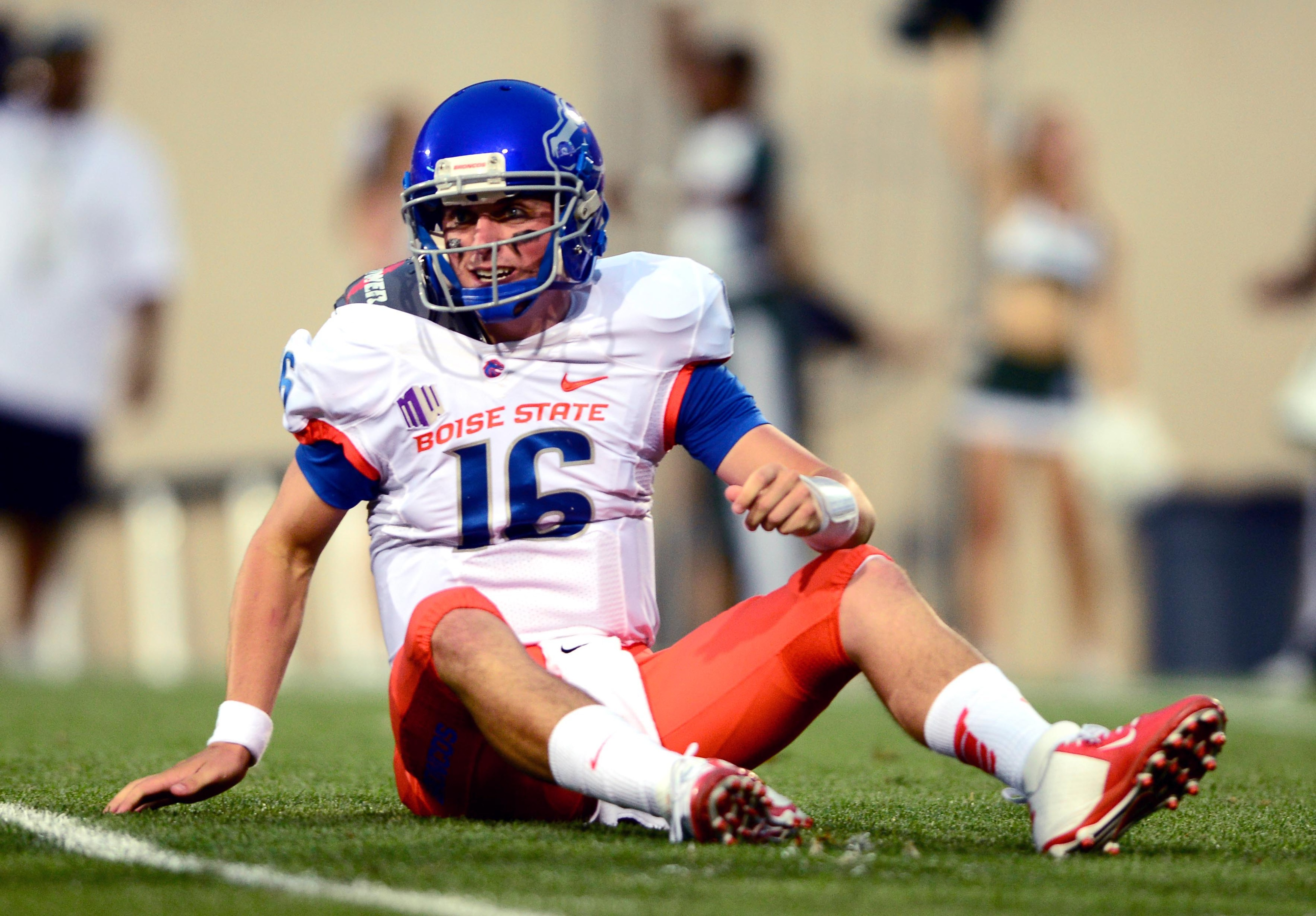Boise State took a fall over the weekend making room for a new Top Five.
