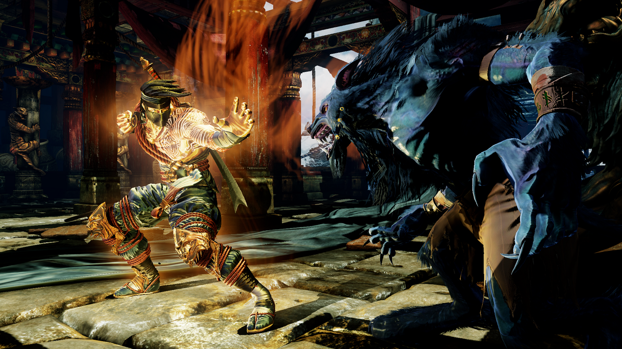 Killer Instinct patch switches free character from Jago to Sabrewulf