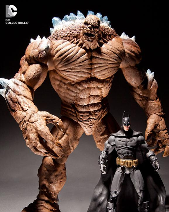 DC Collectibles to release Arkham City Clayface figure