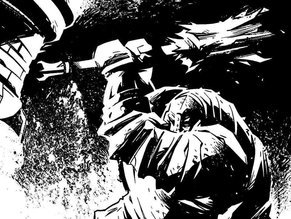 Dark Souls 2 comic launches Jan. 8 on Facebook