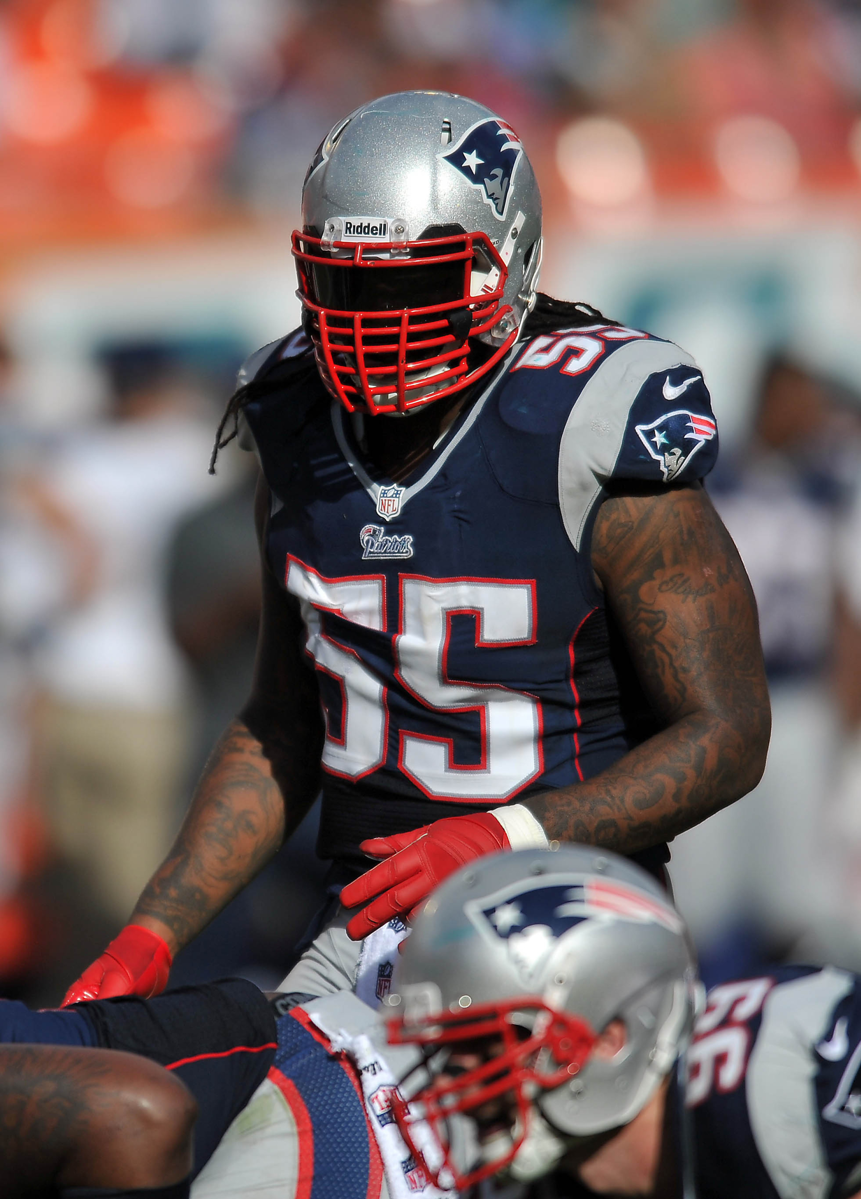Brandon Spikes injury: Patriots place linebacker on injured reserve