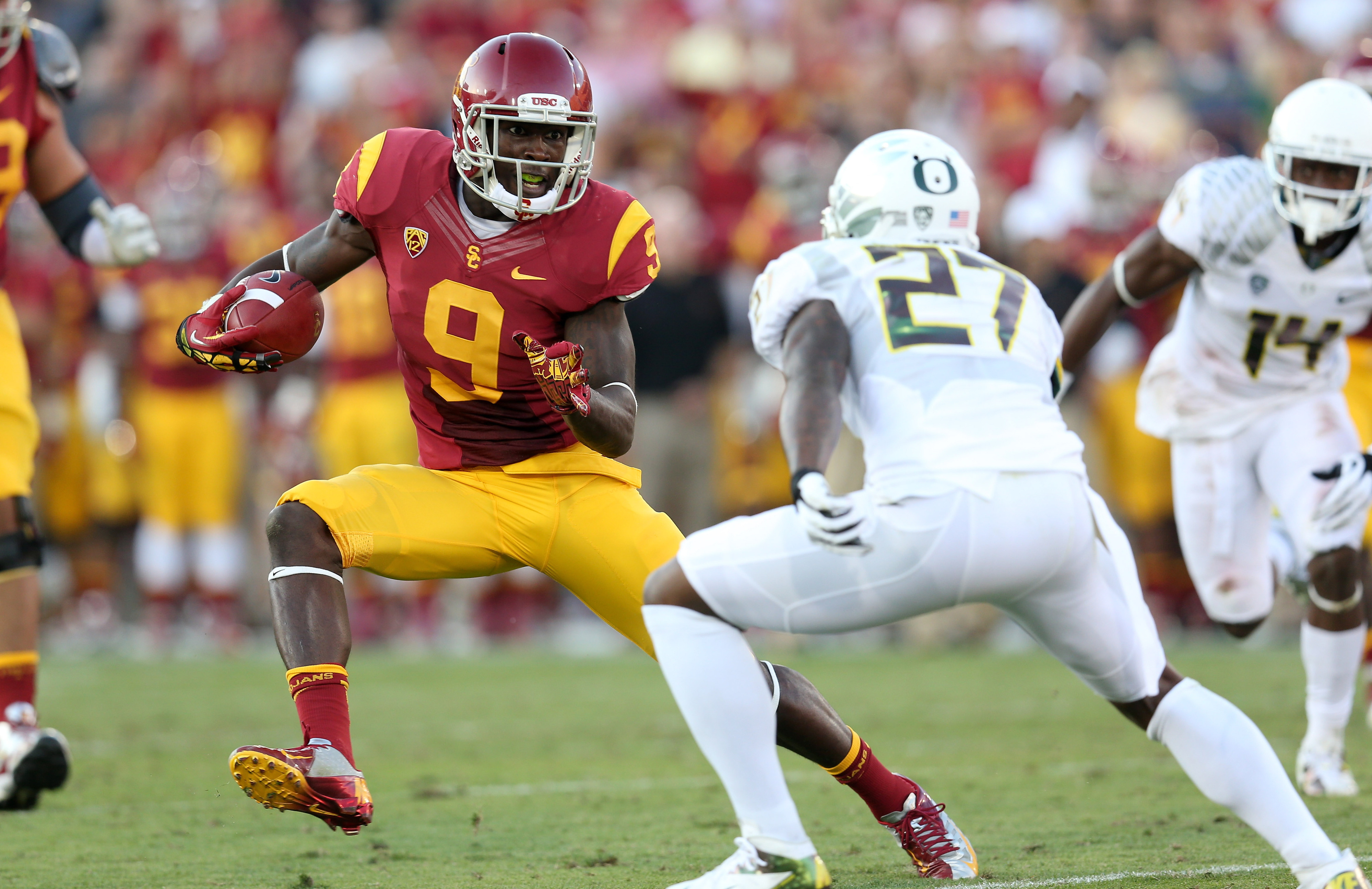 BOSS. Marquise Lee is one.