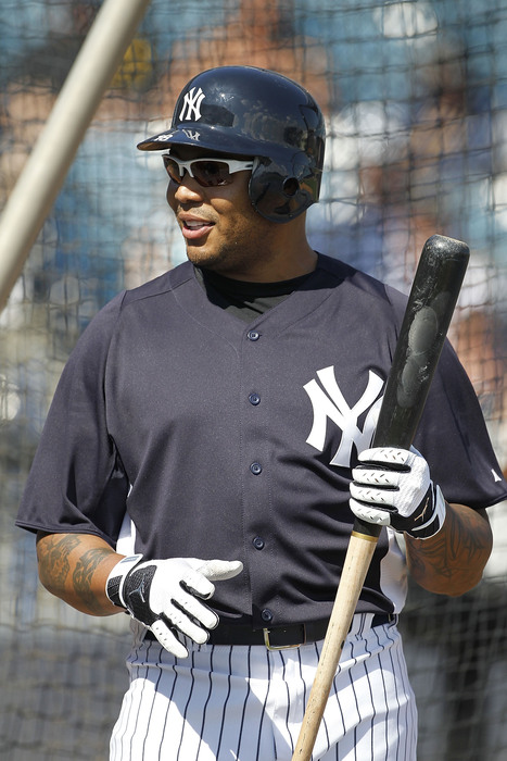 MLB roundup: Andruw Jones re-signs with Rakuten, Bobby Abreu attempting comeback