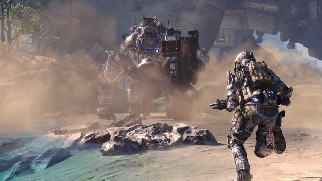 Titanfall anger is based on a misunderstanding of what the game is trying to do