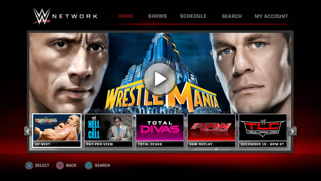 WWE Network streaming service hitting consoles, PCs and mobile Feb. 24