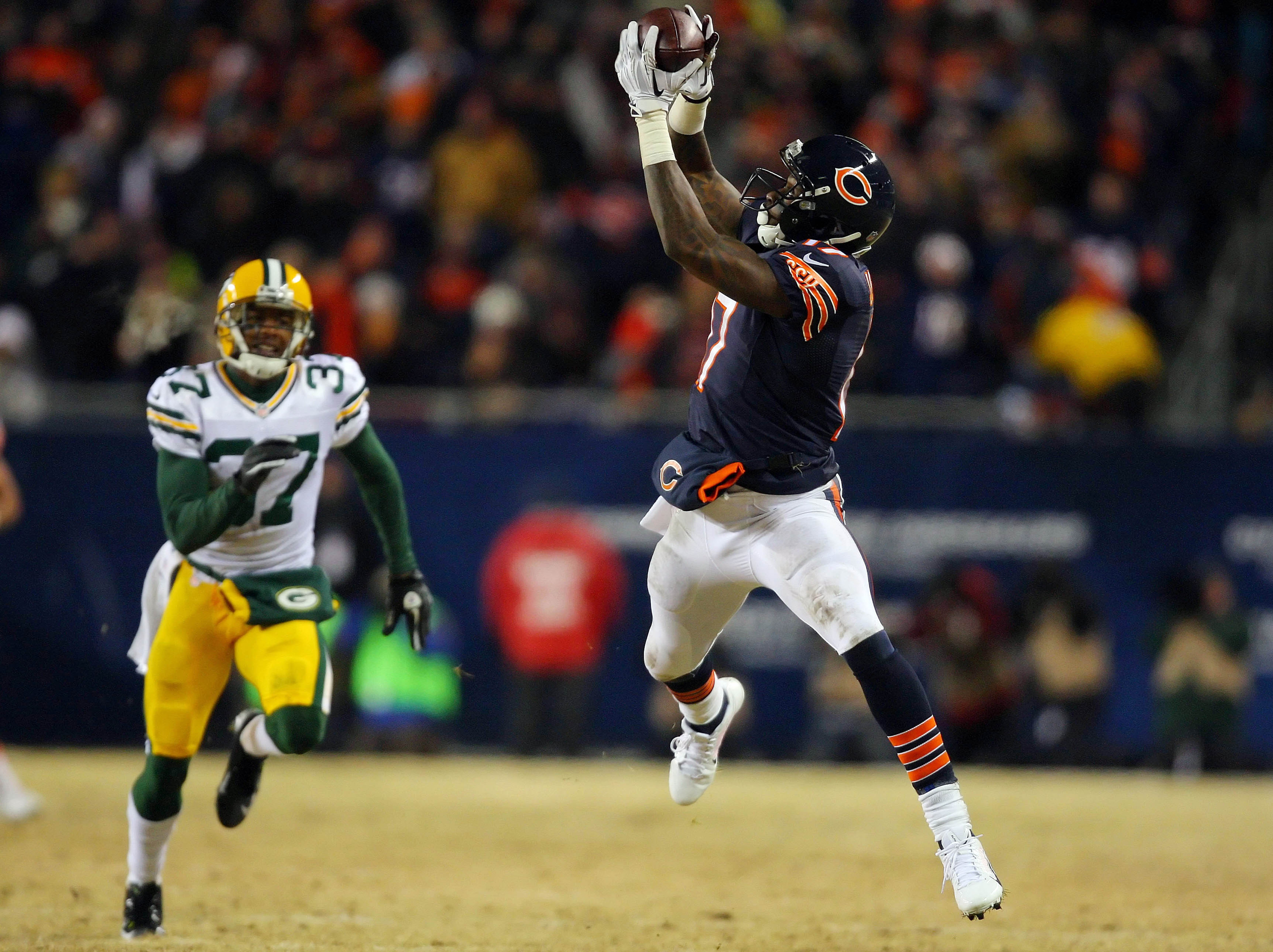 Pro Bowl 2014: Alshon Jeffery replaces Calvin Johnson