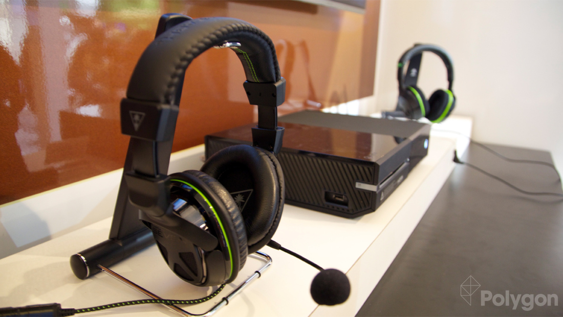 Turtle Beach unveils Xbox One headsets at CES, still waiting on hardware adapters