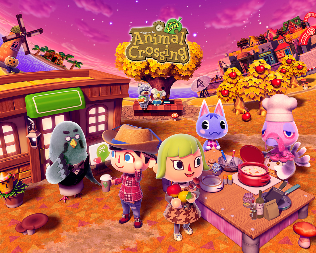 Animal Crossing: New Leaf devs to give postmortem talk at GDC 2014