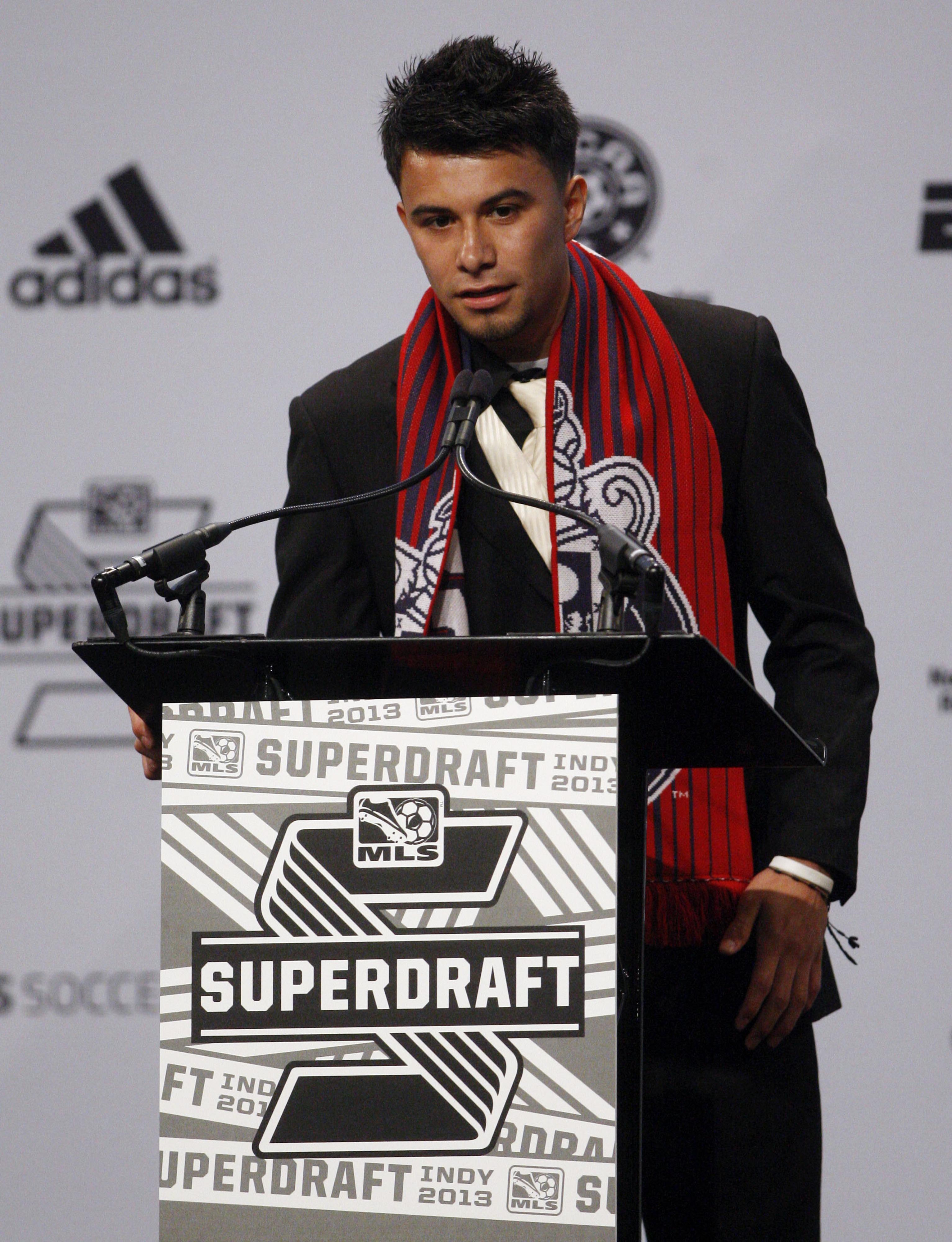 Alvarez: The lone survivor of Chivas' draft history.