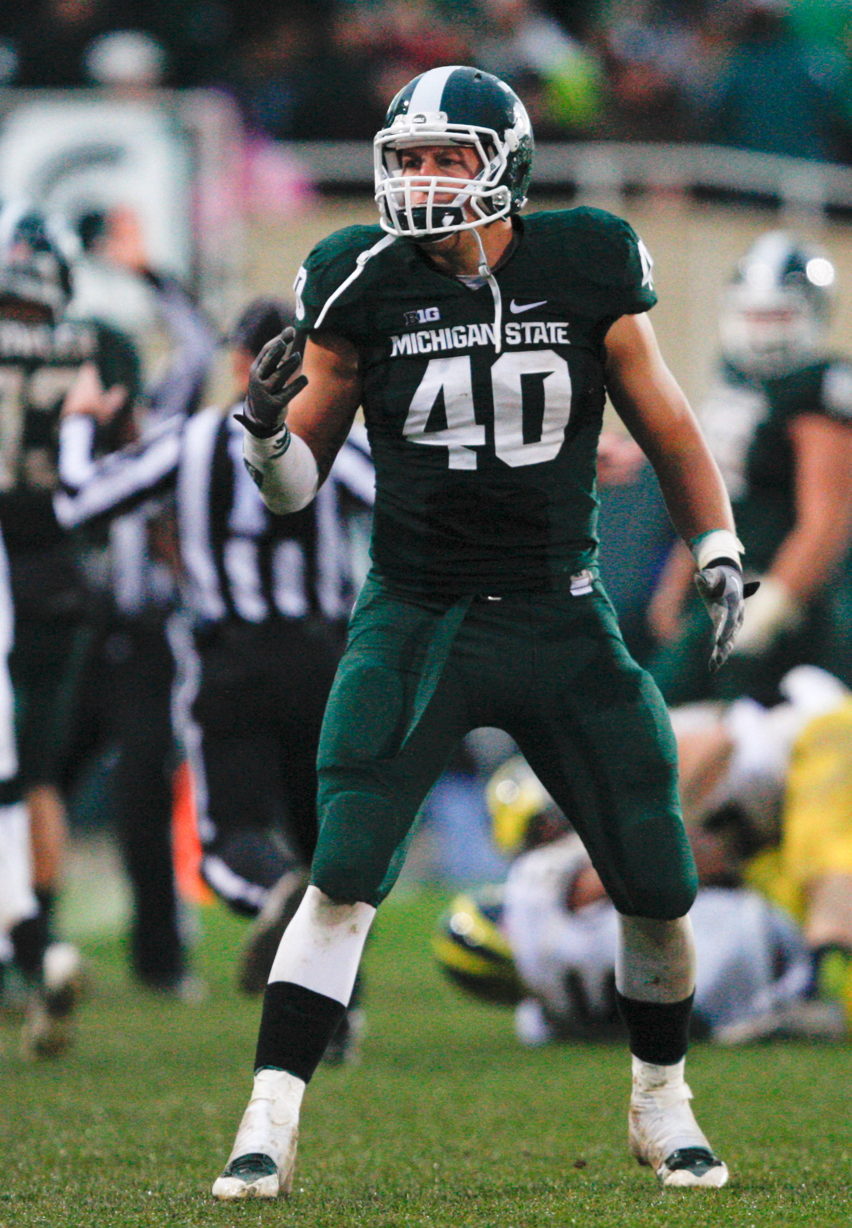 East-West Shrine Game 2014 roster: Max Bullough stars for West
