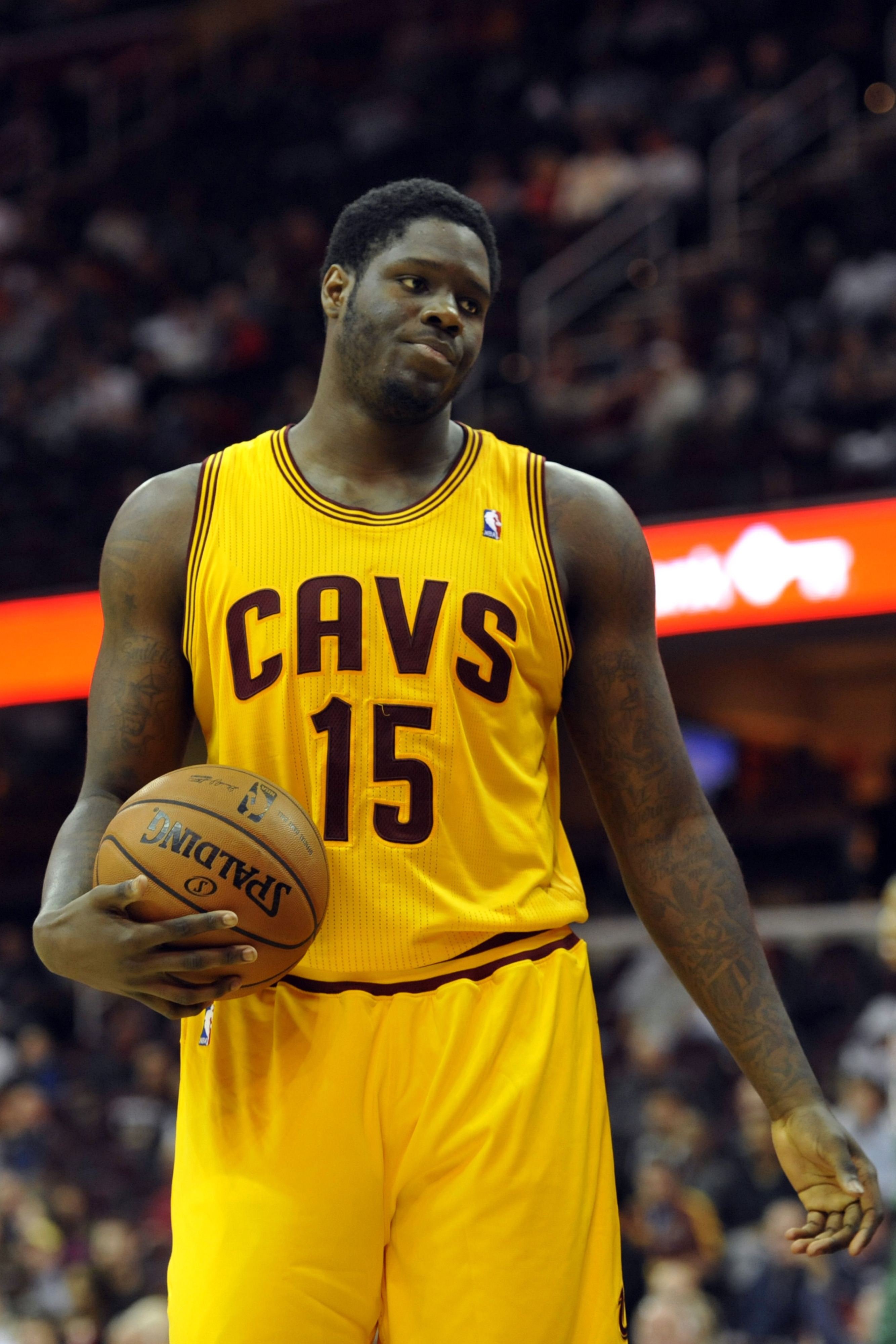 Anthony Bennett's historically bad rookie season