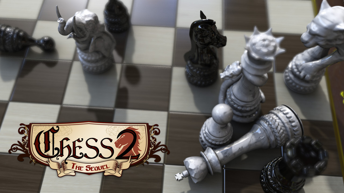 Chess 2: The Sequel launches Jan. 21 on Ouya