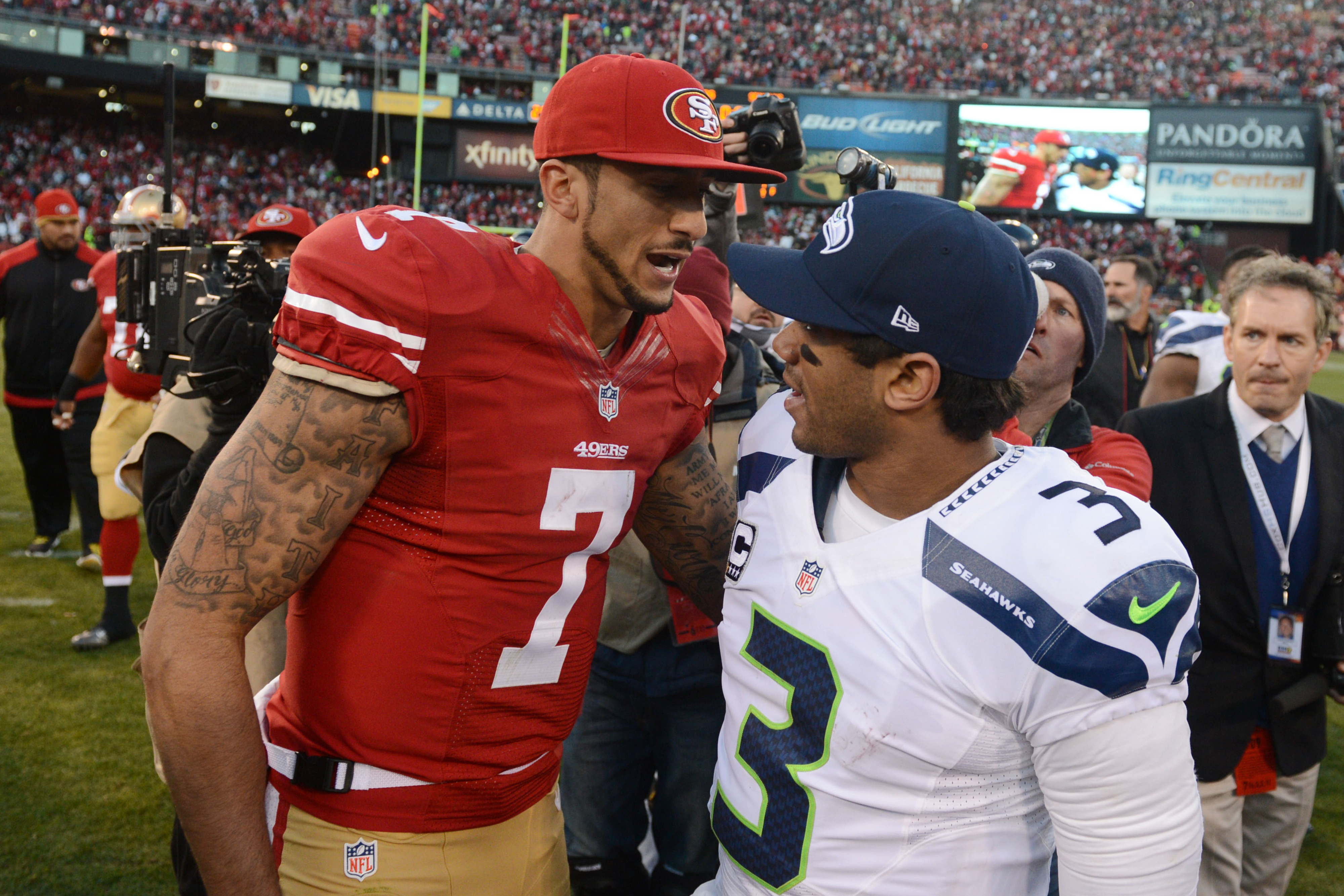 2014 NFC Championship: How the Seahawks, 49ers built winning teams
