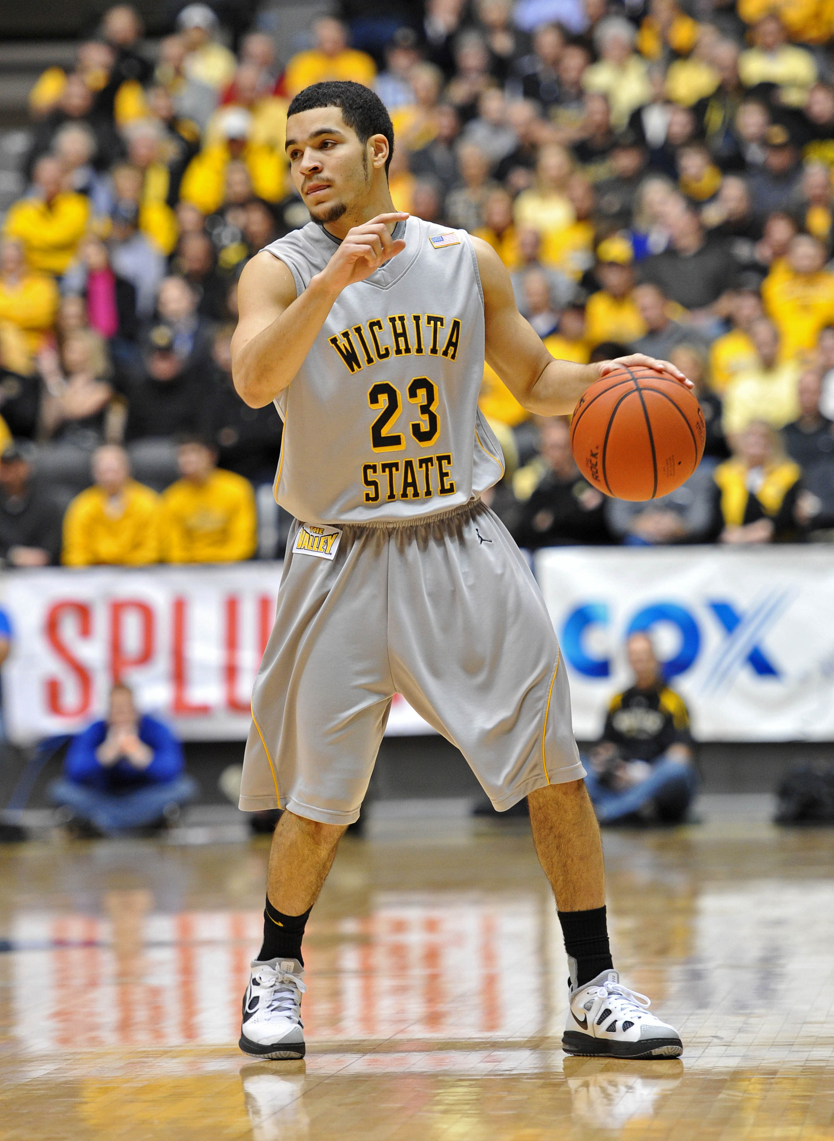 Fred VanVleet breaking out as part of undefeated Wichita State team