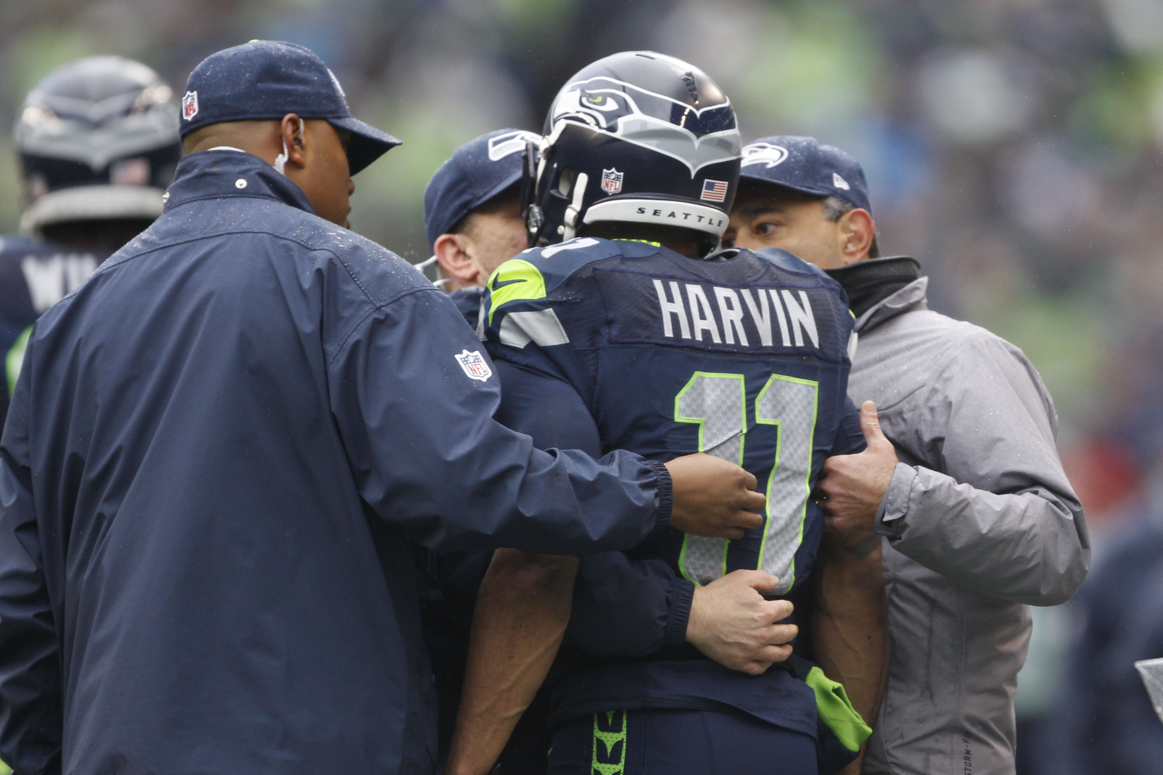 Percy Harvin injury: Seahawks WR will miss NFC Championship Game vs. 49ers