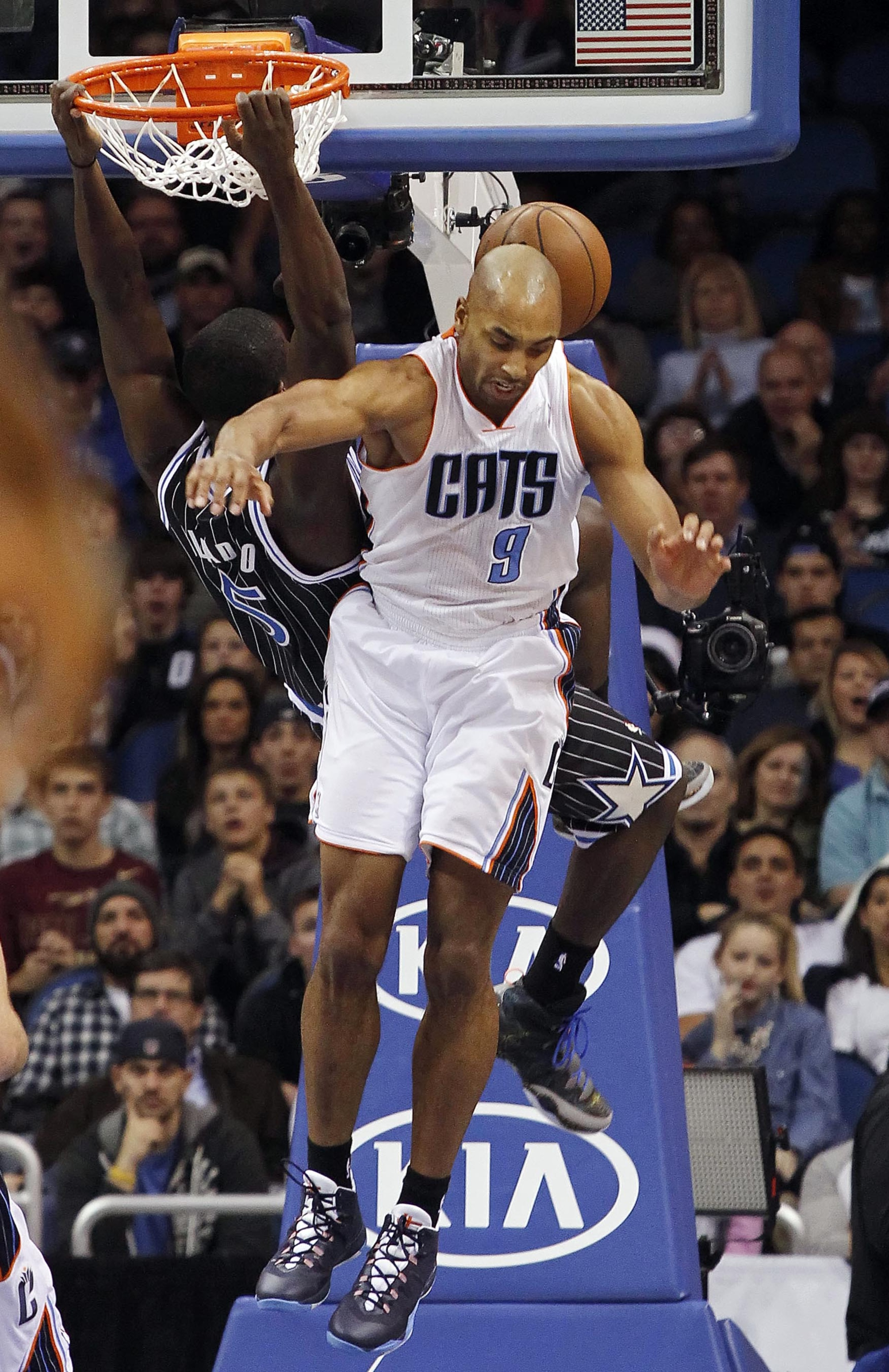 Victor Oladipo and Gerald Henderson