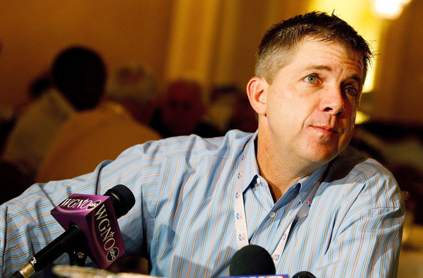 Are contract negotiations going on between the Saints and Sean Payton?