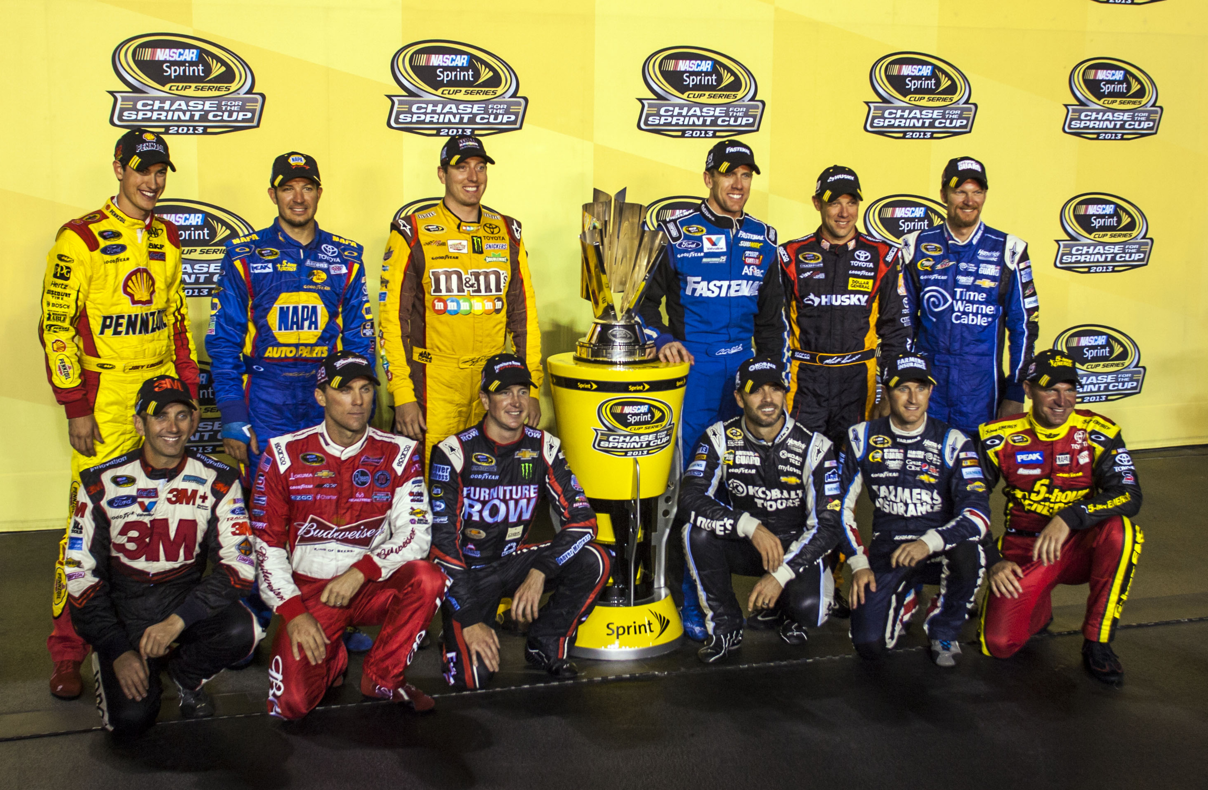 NASCAR's reported changes to Chase, points formats a step too far
