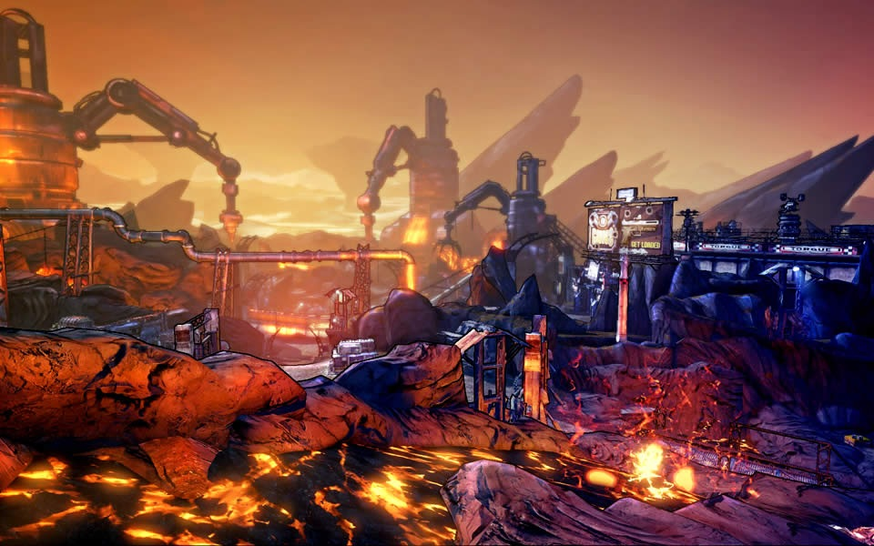 Borderlands 2 is coming to PS Vita on March 18 (update)