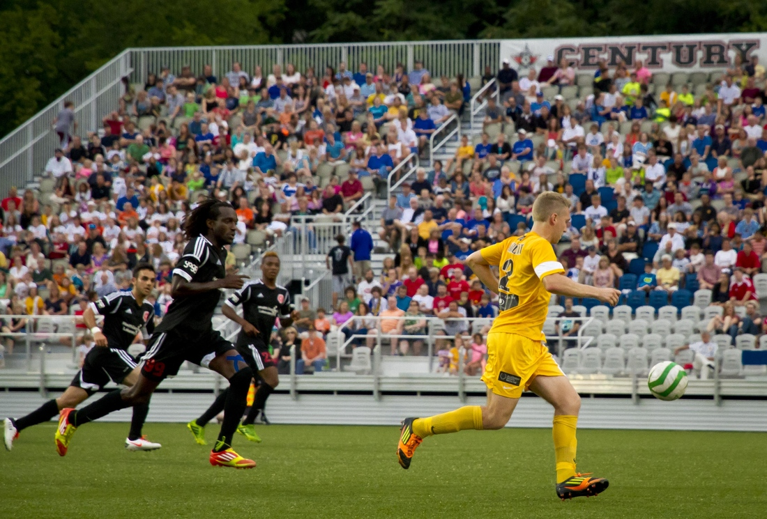 USL Pro games will stream live for free on Youtube for 2014