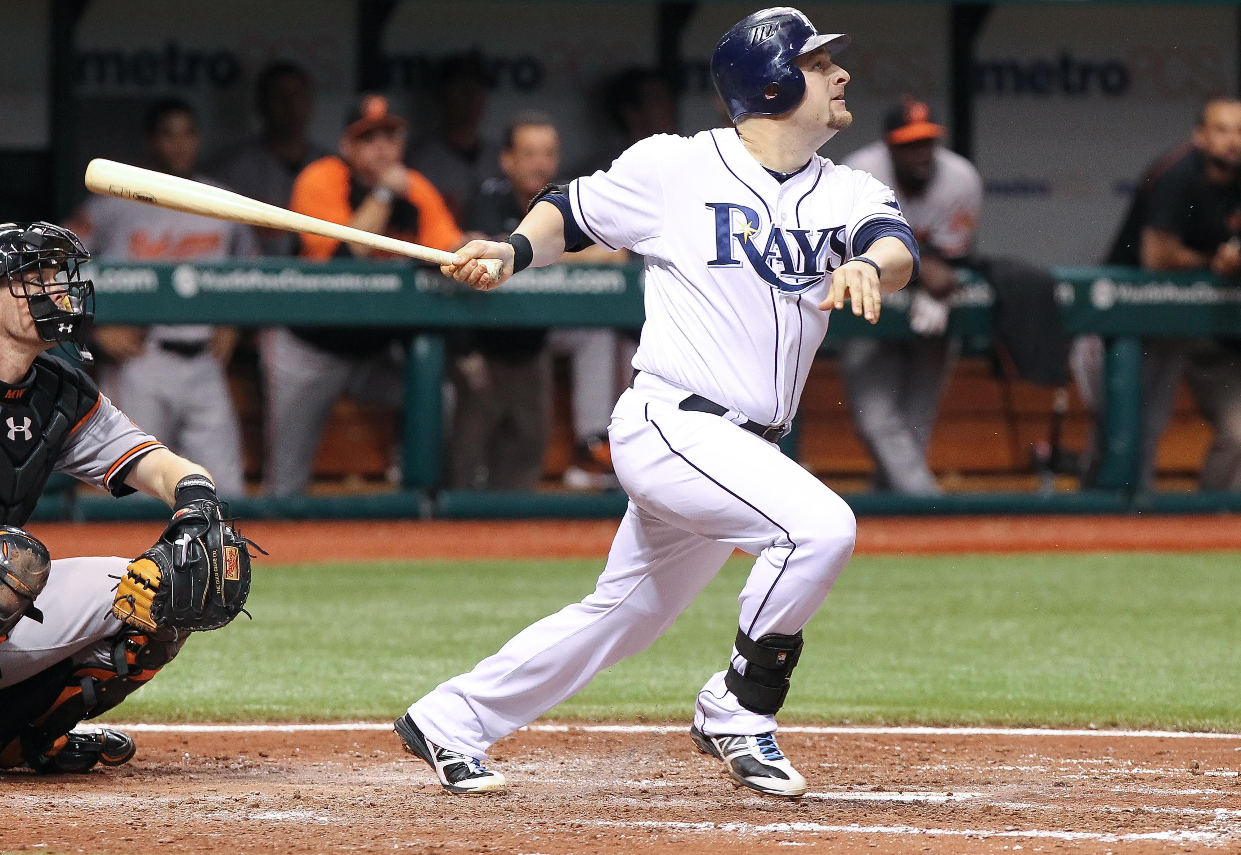 Is that the swing of a 1,000 foot home run?  Could be.