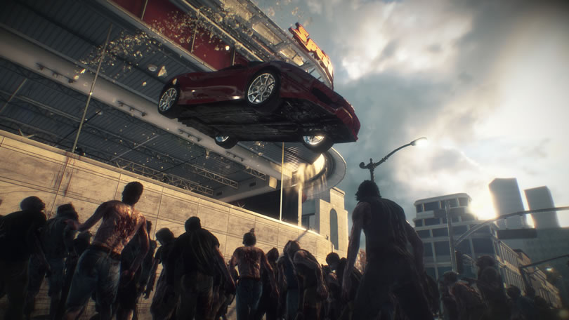 Dead Rising 3 hit 1M sales within a month
