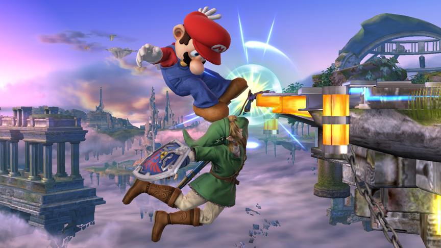 New Super Smash Bros. changes may curb edge-camping