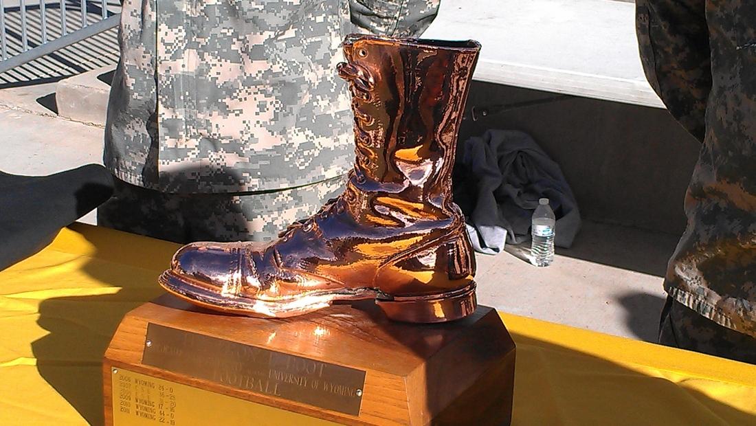 The Bronze Boot