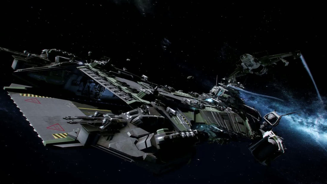 Star Citizen funding passes $37 million, new systems added