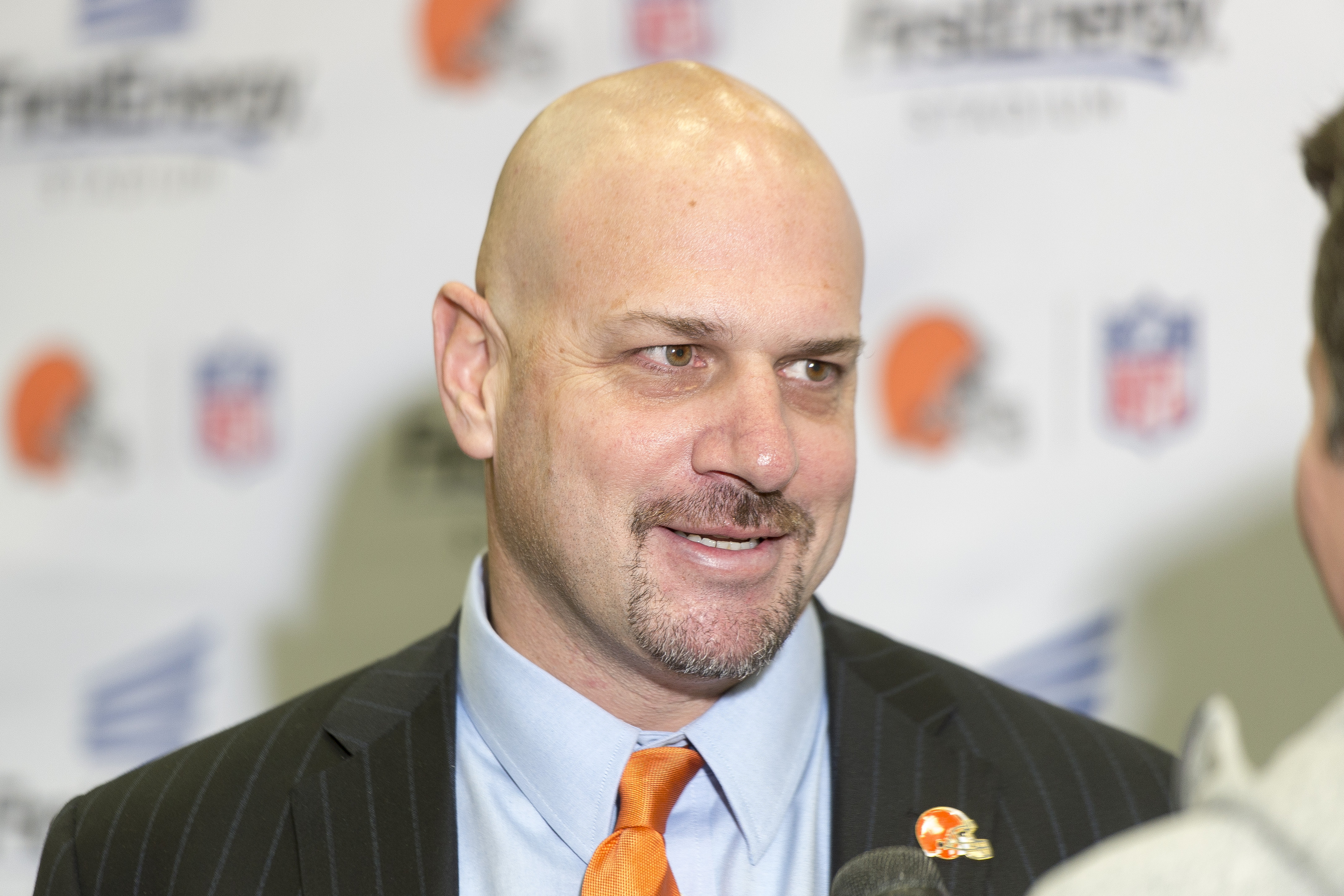 Browns head coach Mike Pettine on Brian Hoyer: 'He's a winner'