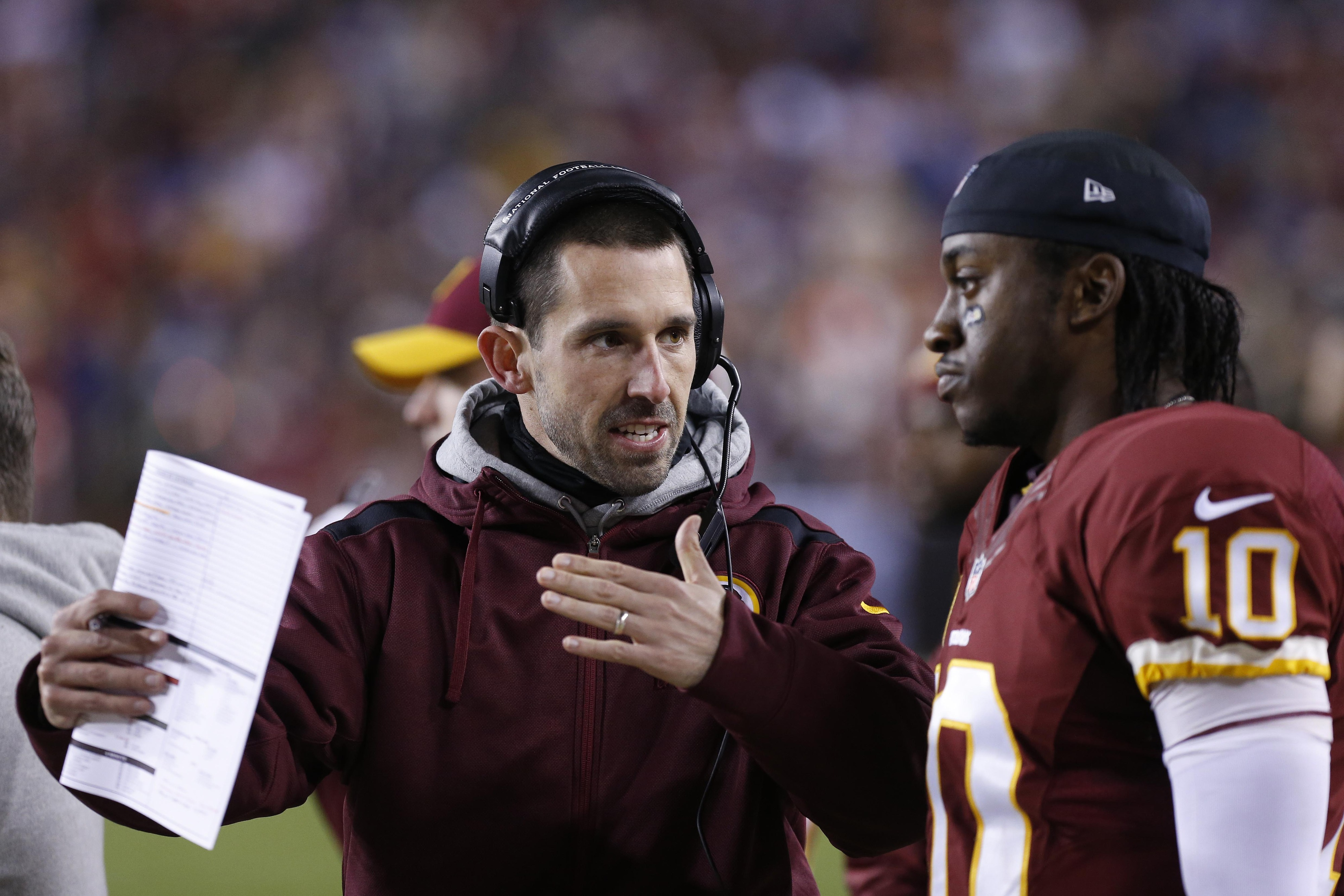 Ravens offensive coordinator search: Kyle Shanahan, Jim Hostler, Kirby Wilson have 2nd interviews