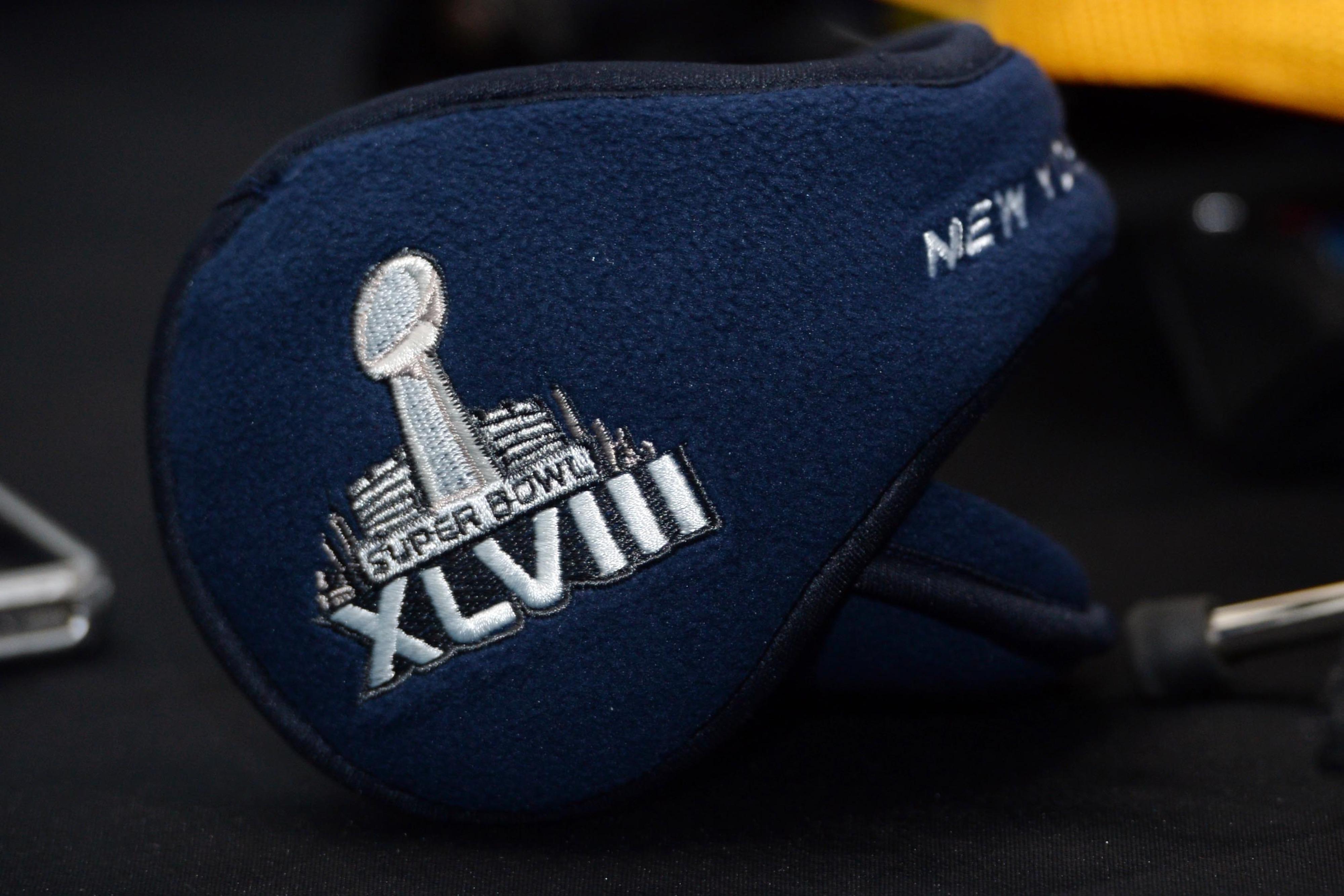 Super Bowl XLVIII ear warmers