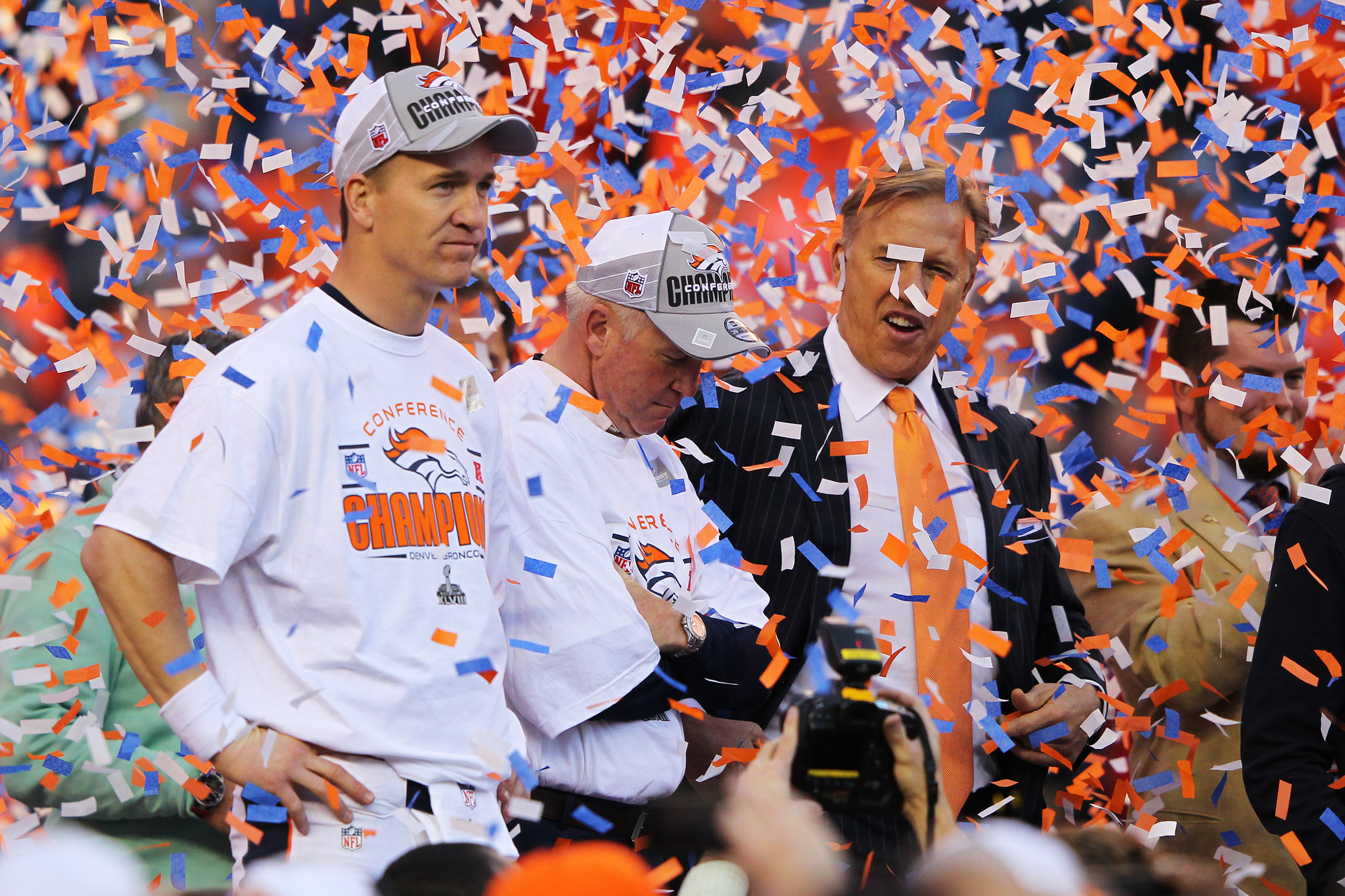 Peyton Manning's pitiless farewell tour continues