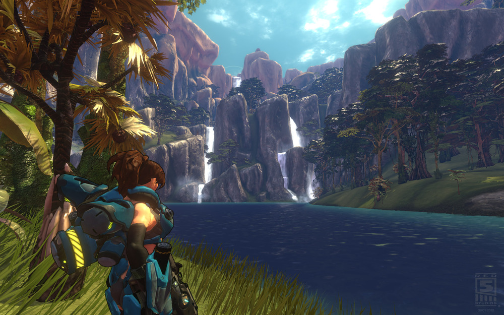 Red 5 secures $23M in funding, plans to launch Firefall in 2014