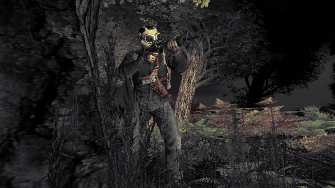 DayZ creator doesn't see Rust, Project Zomboid as competitors