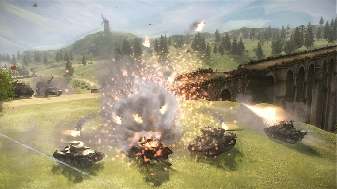 World of Tanks: Xbox 360 servers down this week for full release prep