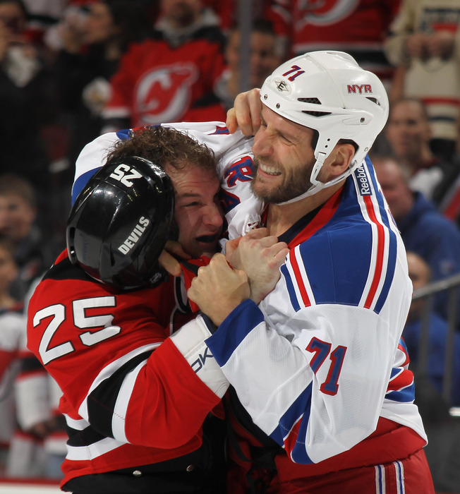 My NHL career might be over...hold me...