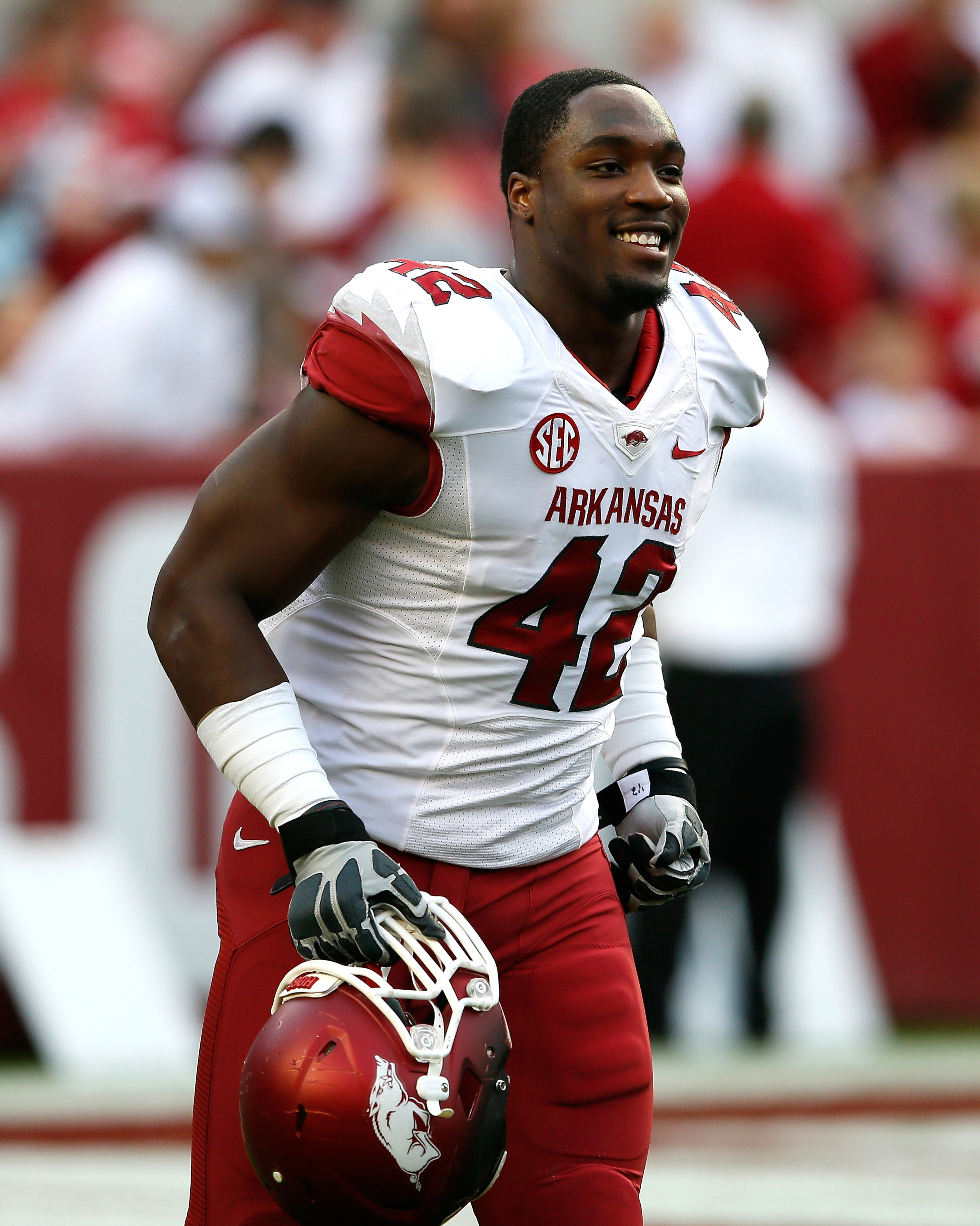 Chris Smith proved to be an under-the-radar jewel in the 2010 class.