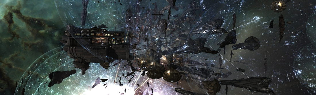 Eve Online wages largest war in its 10 year history