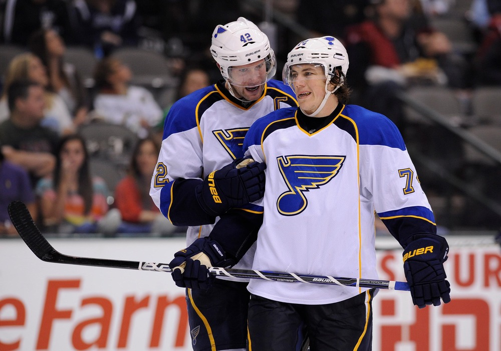 Will these two guys be travelling to Sochi, or will the NHL make an executive call to leave players at home?