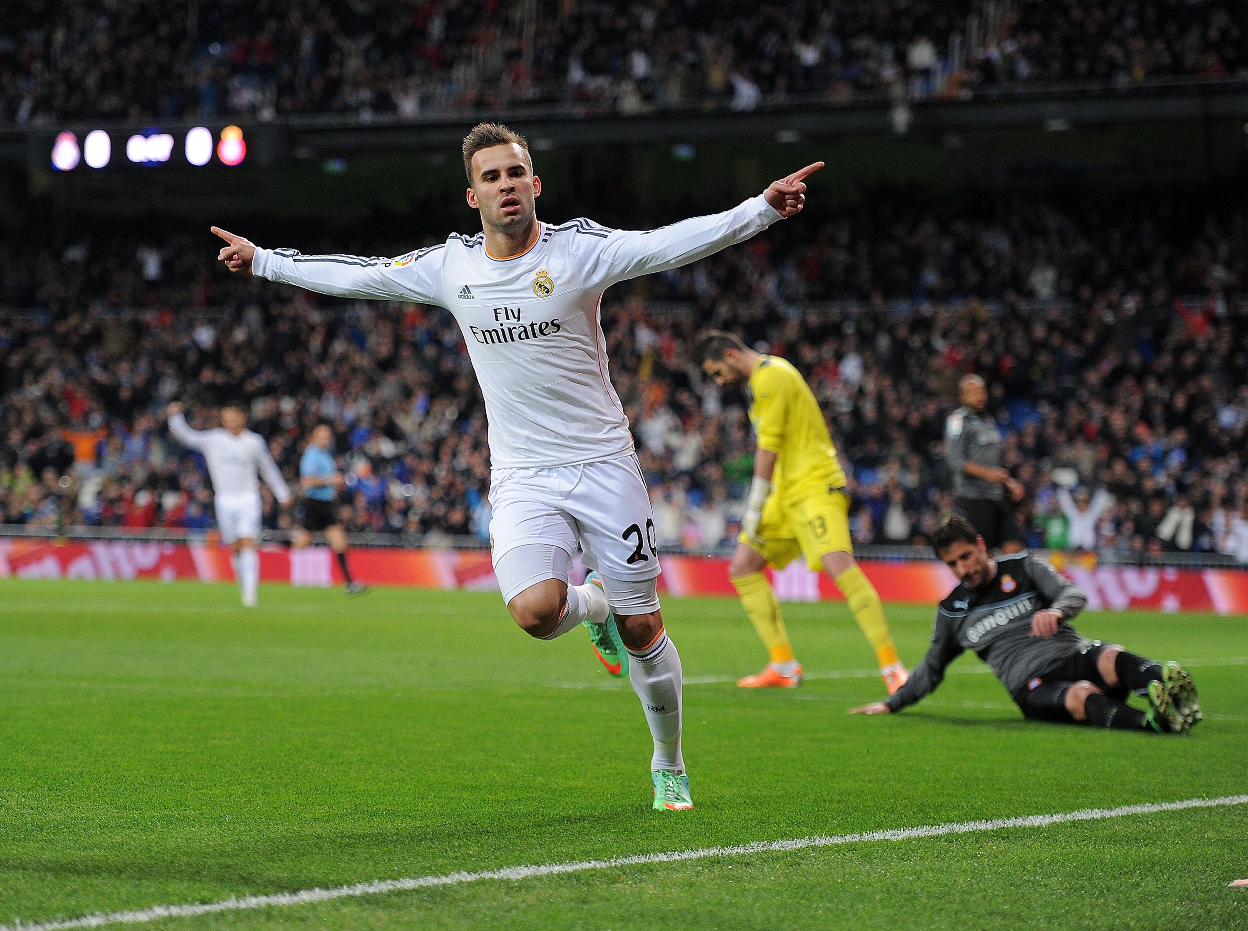 Real Madrid vs. Espanyol: Final score 1-0, Jesé ensures Madrid advance to the semifinals